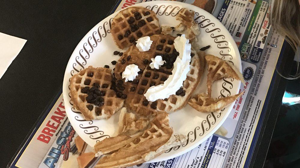 Waffle House: 6207 Hwy 221, Roebuck, SC
