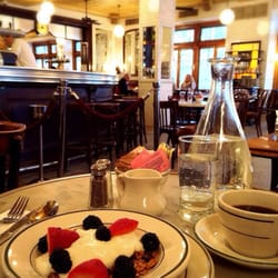 Photo de Pastis - New York, NY, États-Unis. Homemade granola with low ...