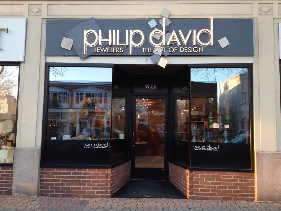 Philip david jewelers jewellery 968 farmington ave for Jewelry stores in hartford ct