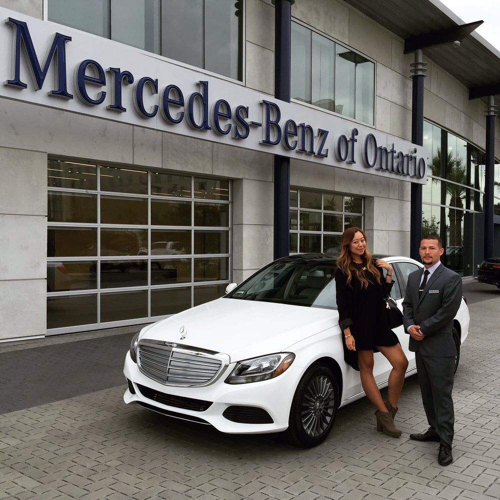 Anthony del toro 2015 c300 luxury package yelp for Mercedes benz of ontario ca