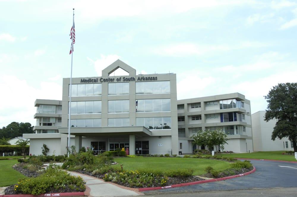 Medical Center of South Arkansas: 700 W Grove St, El Dorado, AR