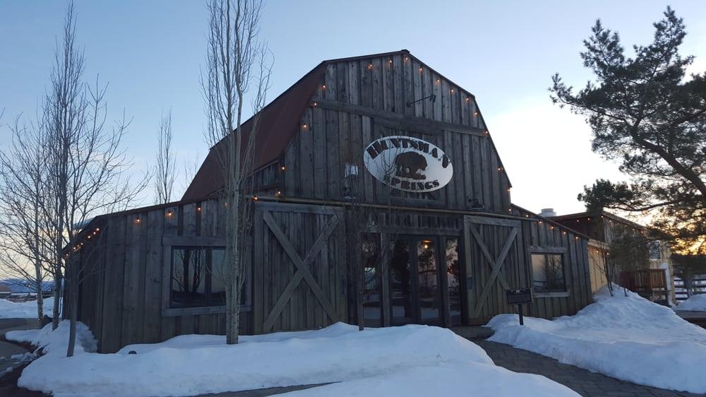The Barn: 501 Huntsman Springs Dr, Driggs, ID