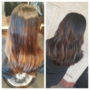 Gloss salon studio 366 photos 124 reviews hair for 2 blond salon reviews