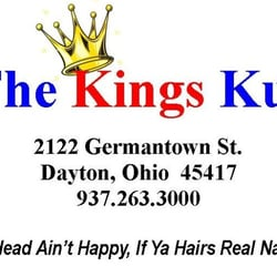 The kings kut barbers 2122 germantown st dayton oh for Bhg customer service phone number