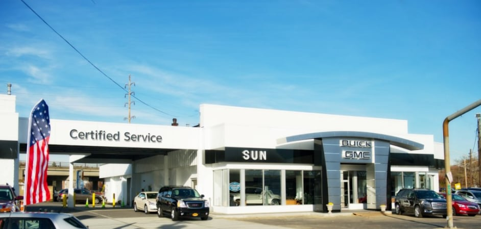Sun buick gmc 36 reviews car dealers 3333 sunrise for General motors near me