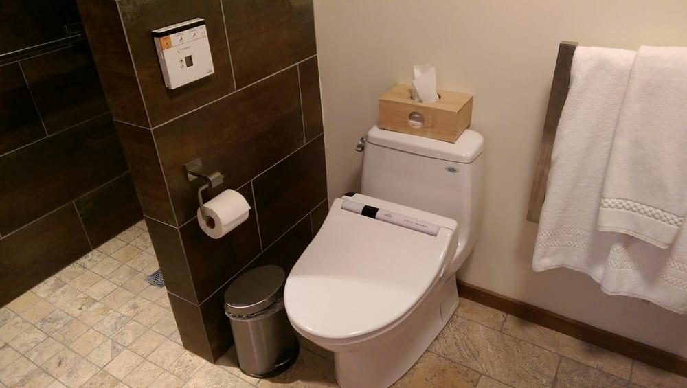 New Moon Toto Washlet bidet toilet - Yelp