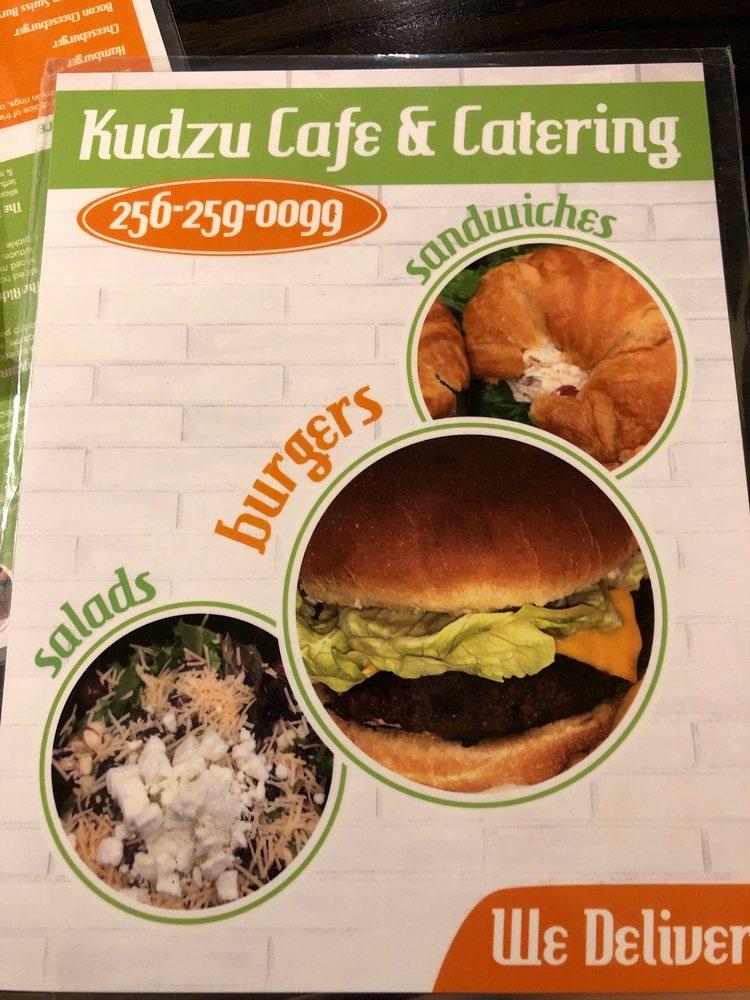 Kudzu Cafe And Catering: 213 S Market St, Scottsboro, AL