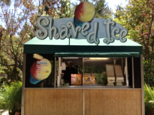 shaved ice los angeles