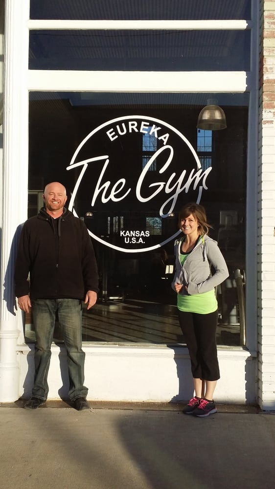 The Gym: 120 N Main St, Eureka, KS