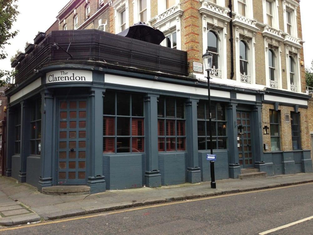 Restaurant Clarendon Road Notting Hill
