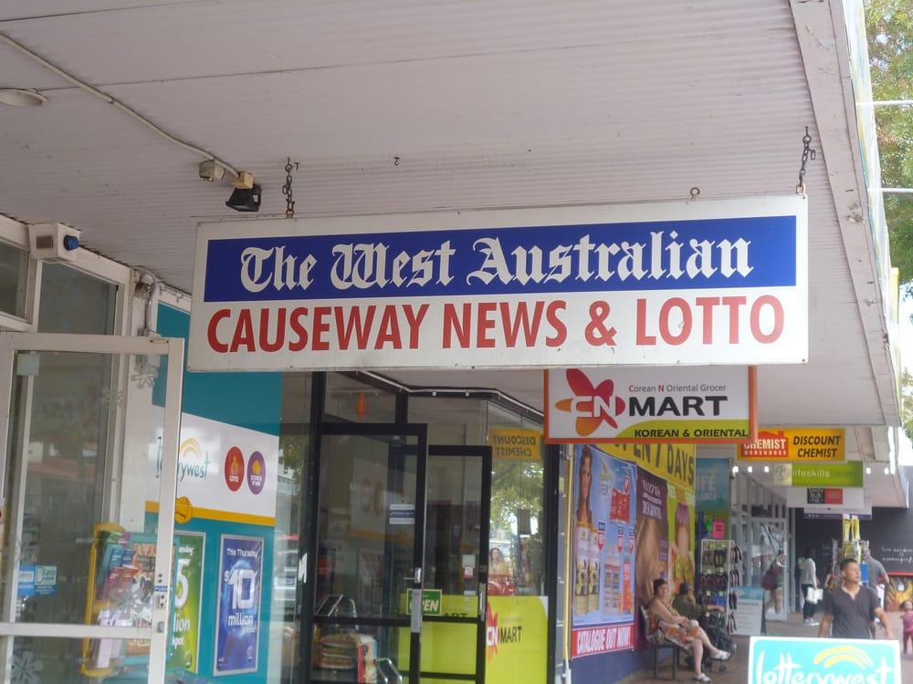 Causeway Newsagency