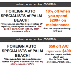Foreign Auto Specialists Inc Auto Repair 8120