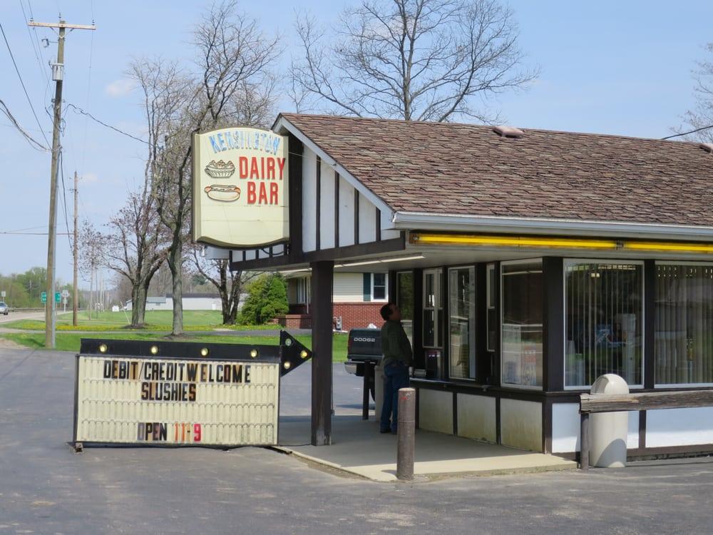 Kensington Dairy Bar: 29101 State Route 30, Kensington, OH