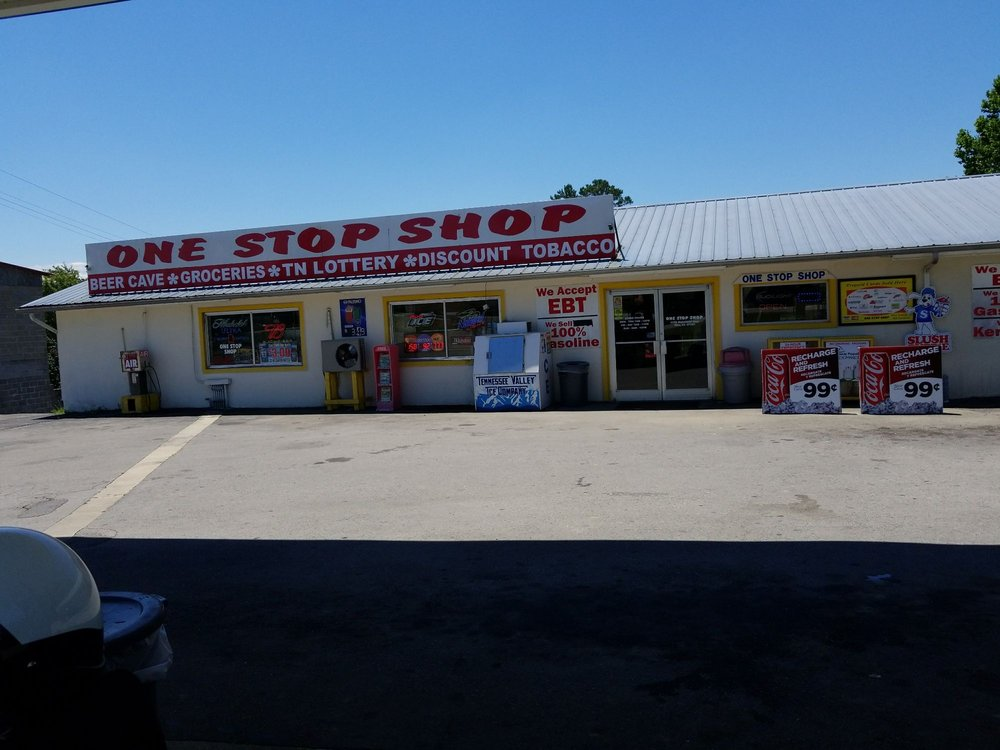 One Stop Shop: 6658 Waterlevel Hwy, Cleveland, TN