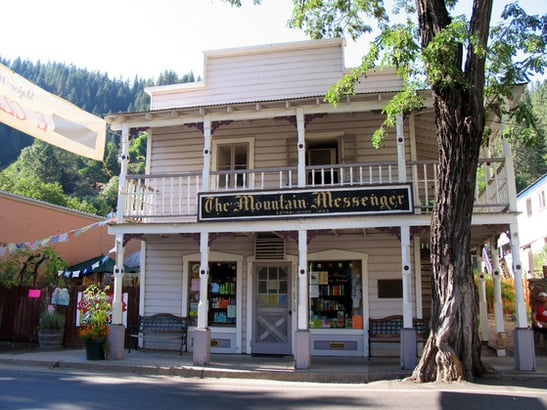 Downieville Day Spa: 309 Main St, Downieville, CA