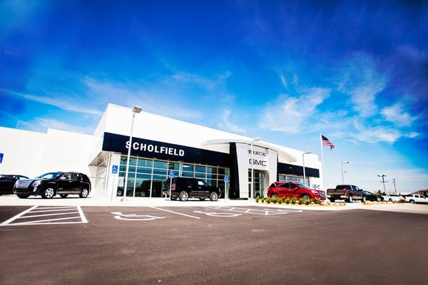 Scholfield Buick Gmc 1333 N Greenwich Rd Wichita Ks Auto Dealers