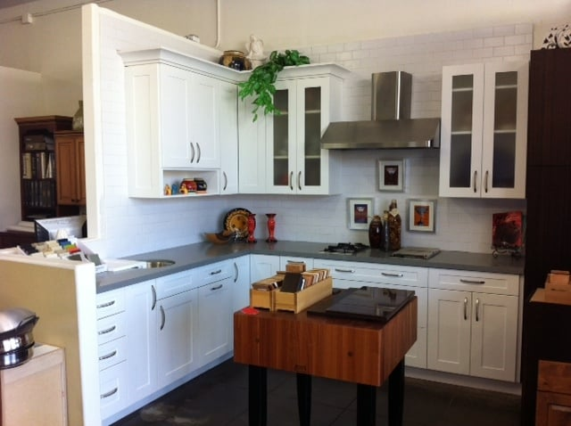 Photo Of The Kitchen Warehouse   Los Angeles, CA, United States. White  Bellmont