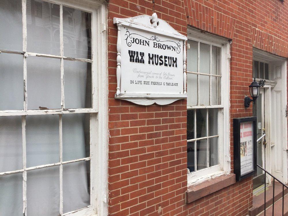 John Brown Wax Museum: 168 High St, Harpers Ferry, WV