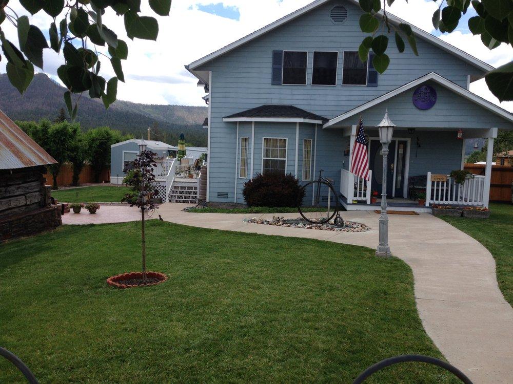 Alpine Inn Bed and Breakfast: 3 County Rd 2053, Alpine, AZ