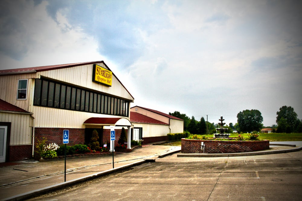 Starlight Reception Hall: 10265 US Highway 50, Aurora, IN