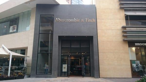 Abercrombie En Mexico