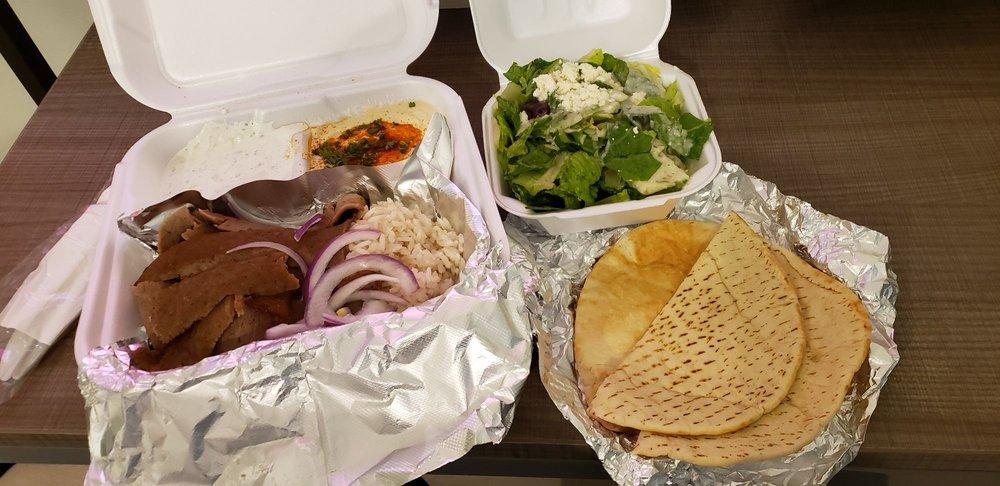 Albasha Greek & Lebanese Restaurant: 2561 Citiplace Ct, Baton Rouge, LA