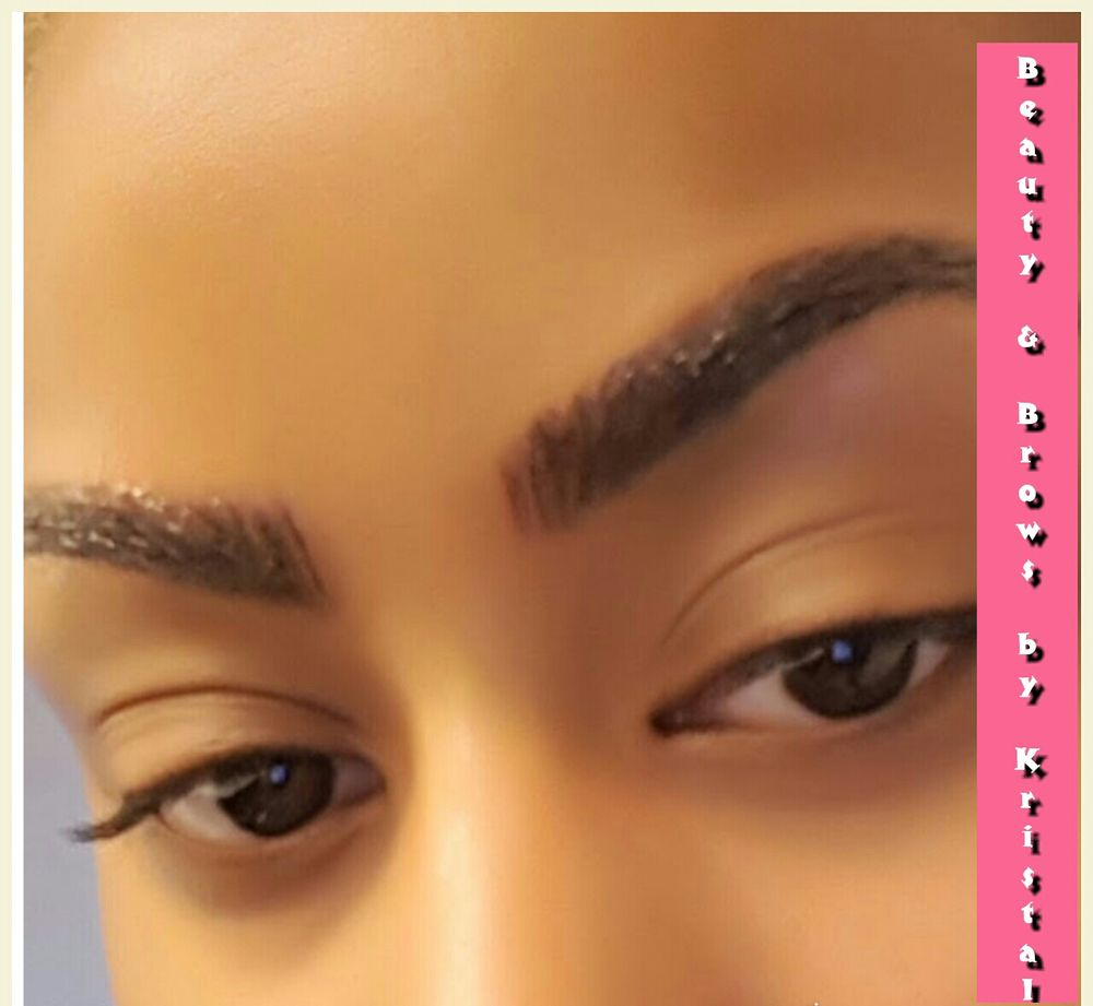 Bold Brows We Perfect Brows 1 Hair Stroke At A Time Microblading 3d