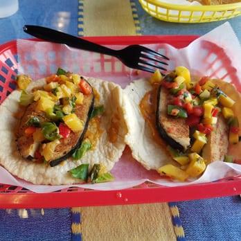 El cantaro vegan 261 photos 419 reviews mexican for Vegan fish tacos