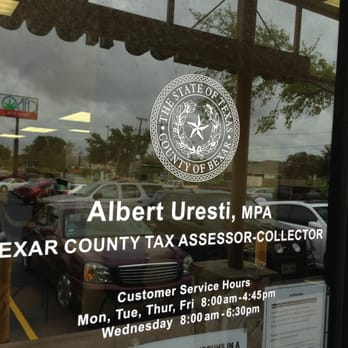 bexar county tax assessor property search