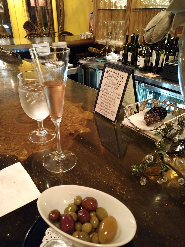 Sienna Wine Bar & Small Plates
