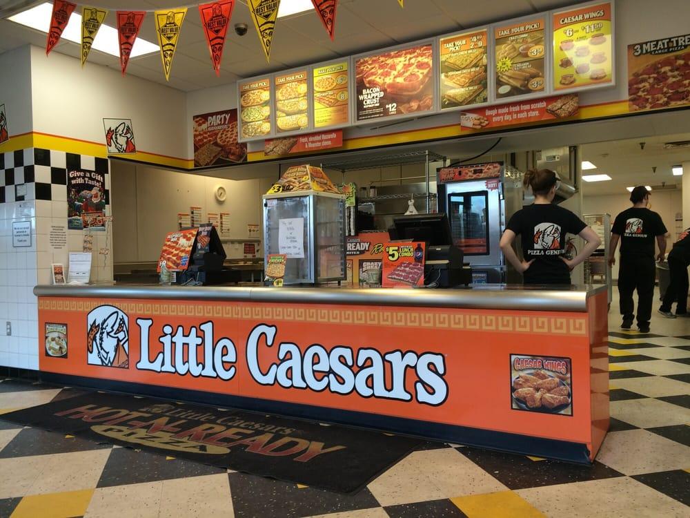 Little Caesars Pizza - Pizza - 49 Topsham Fair Mall Rd ...
