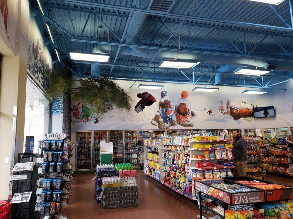 Maverik Gas Station & Convenience Store: 1520 Campbell St, Baker City, OR