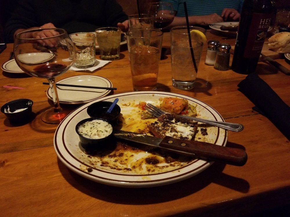 Charlie Clark's Steakhouse: 1701 E White Mountain Blvd, Pinetop, AZ