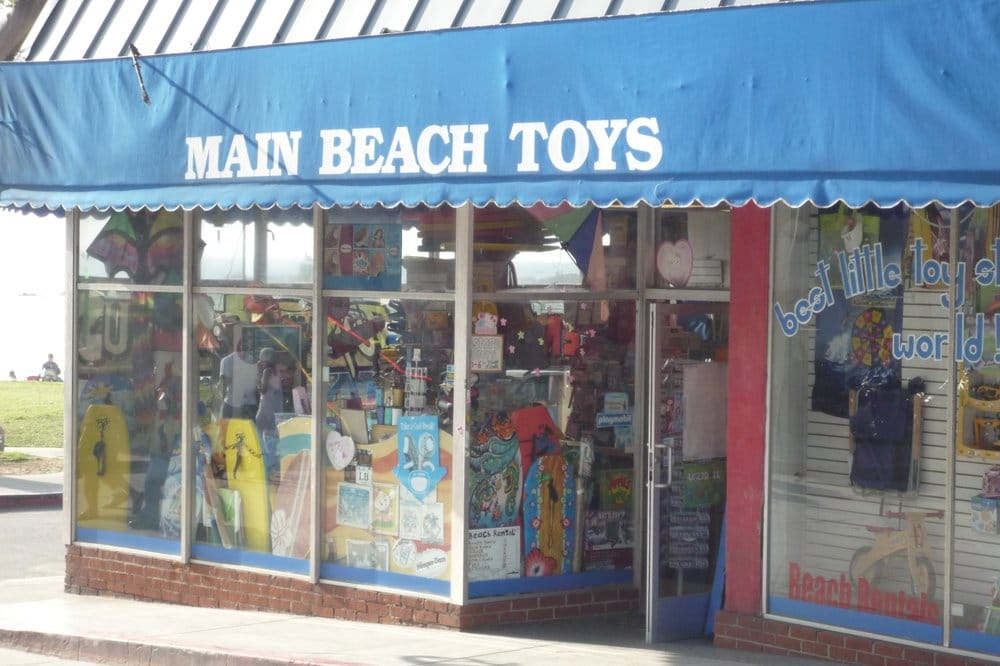 Main Beach Toys Laguna Beach Ca