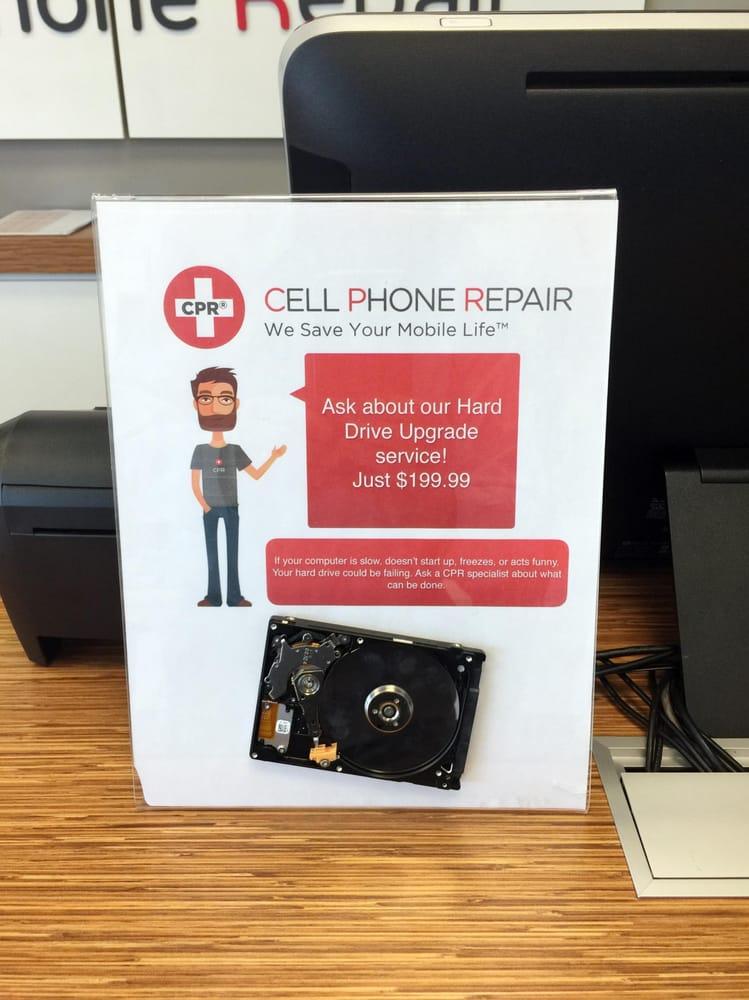 CPR Cell Phone Repair Charlotte - Arboretum