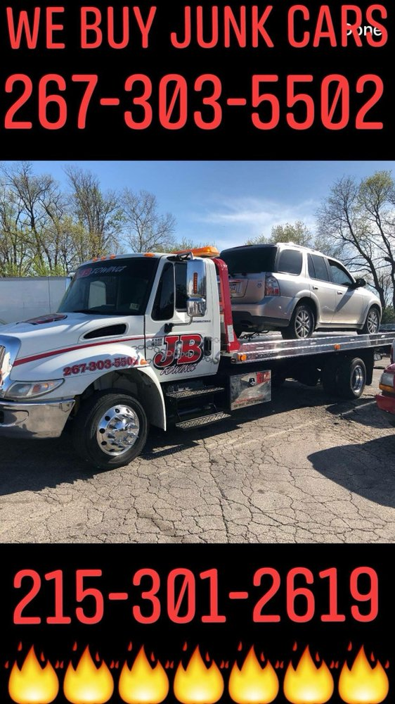 Towing business in Palmyra, NJ