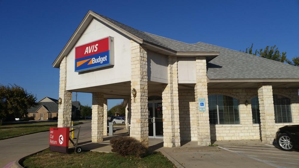 Avis Rent A Car: 2904 S Cooper St, Arlington, TX