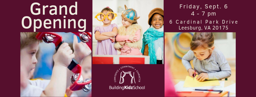 Building Kidz of Leesburg: 6 Cardinal Park Dr SE, Leesburg, VA