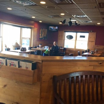 Photo Of Joe S Pizza Hillsborough Nj United States General Seating Area