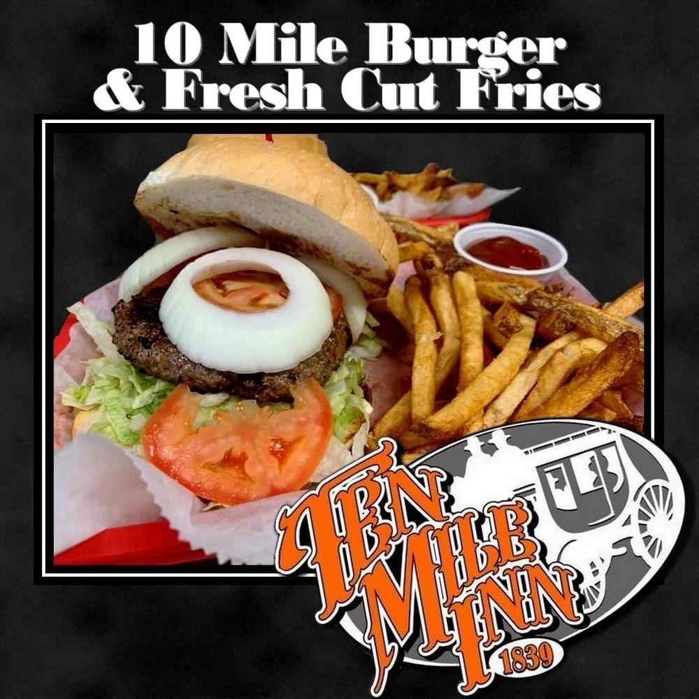 Ten Mile Inn: 7229 W Broad St, Galloway, OH