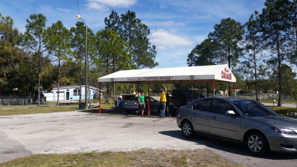 Freedom Classic Car Wash: 2311 N Orange Blossom Trl, Kissimmee, FL