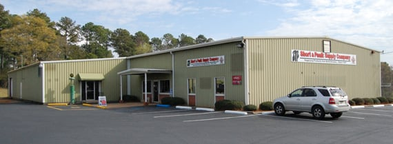 Short & Paulk Supply Company: 1158 Forrester Dr SE, Dawson, GA