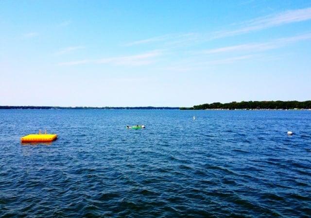 Fillenwarth Beach Resort: 87 Lakeshore Dr, Arnolds Park, IA