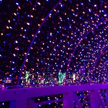 photo of rhema christmas lights broken arrow ok united states the bridge - Christmas Lights That Change Color