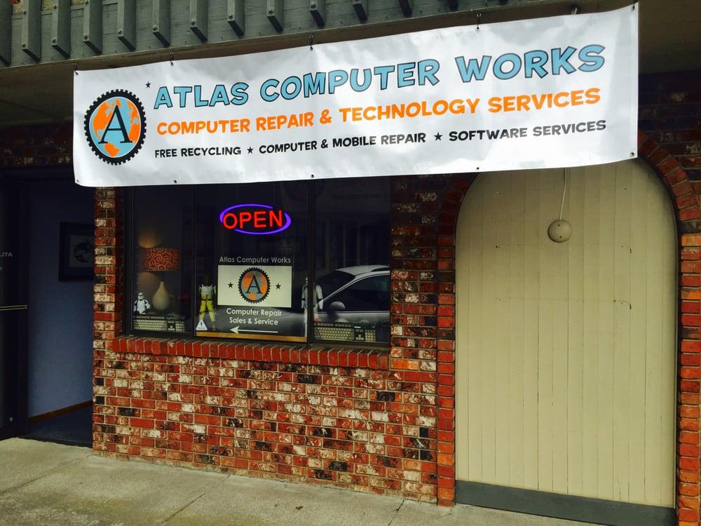 Atlas Computer Works: 2076 Main St, Bellingham, WA