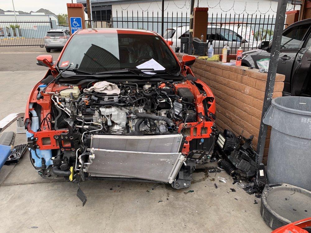 Titan Auto Body