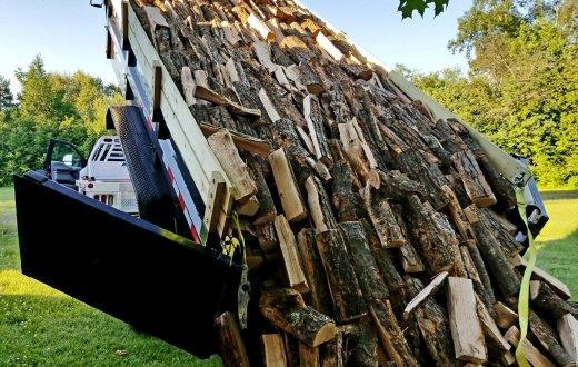 Backwoods Firewood Processing & Firewood Sales: Ashland, WI