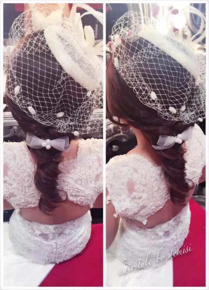 Fuzhounese wedding hairstyles