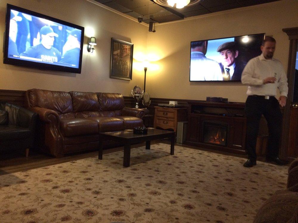 Flame Fine Cigars & Smoking Lounge: 308 Main St, Port Jefferson, NY