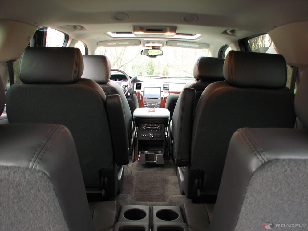 Seattle LX Limo